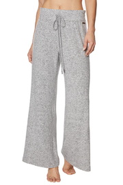 Betsey Johnson Side Stripe Knit Wide leg Sweatpant - Product Mini Image