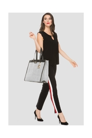 Joseph Ribkoff Side Stripe Pant - Product Mini Image