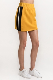 Hello Miss Side Stripe Skirt - Product Mini Image