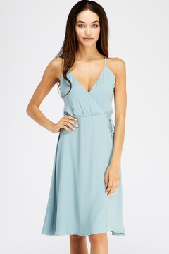 Lush Side Tie Dress - Product List Image