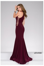 Jovani Side Tie Gown - Product Mini Image