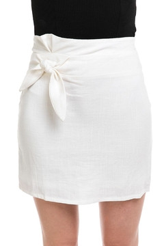 Cotton Candy Side Tie Skirt - Product List Image