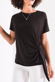z supply Side Tie Tee - Product Mini Image