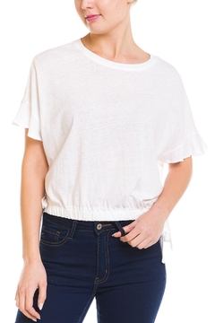 Mustard Seed Side Tie Top - Product List Image