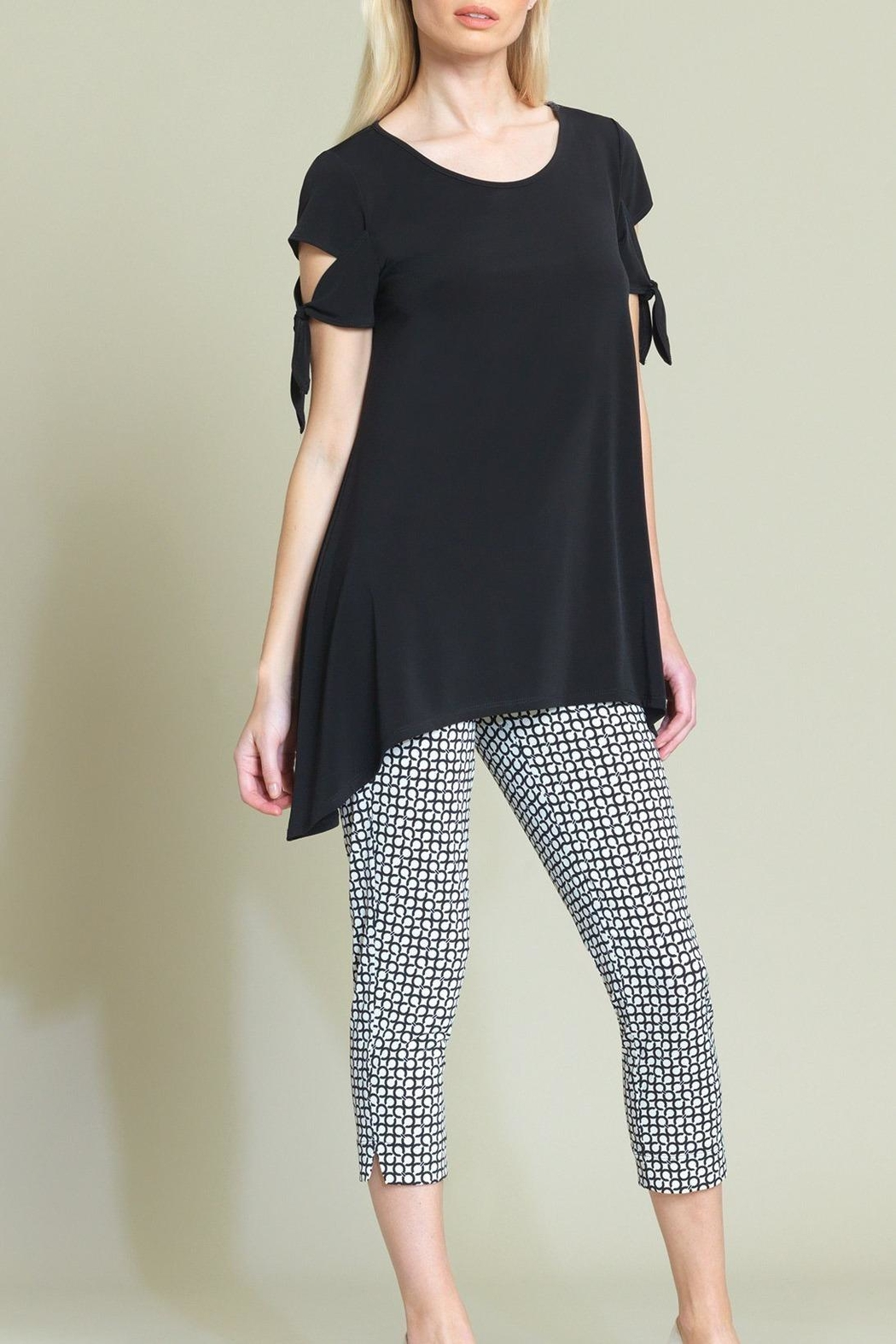 Clara Sunwoo Side Tie Tunic - Main Image