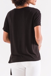 z supply Side Wrap Tee - Front full body