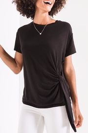 z supply Side Wrap Tee - Side cropped