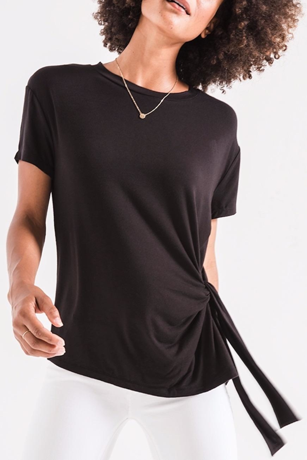 z supply Side Wrap Tee - Main Image