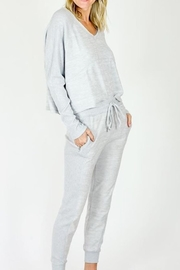Six Fifty Side Zip Joggers - Product Mini Image
