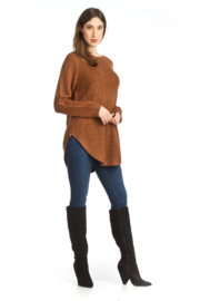 Papillon Eastern Imports Side Zip Sweater - Product Mini Image