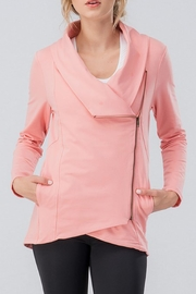 My Beloved Side-Zip Yoga Jaket - Product Mini Image