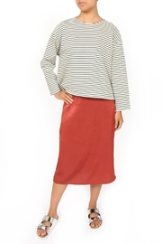 Side Party Blixen Midi Skirt - Front cropped