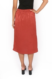 Side Party Blixen Midi Skirt - Back cropped