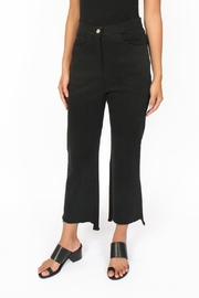 Side Party Thelma Step Hem Jeans - Front cropped