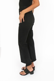 Side Party Thelma Step Hem Jeans - Front full body