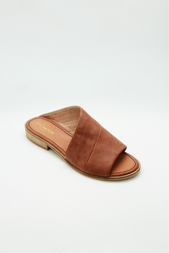 Lets See Style Sideless Sandal - Product List Image