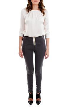 Sieben Grey Stretch Pants - Product List Image