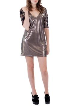 Shoptiques Product: Lamé Party Dress