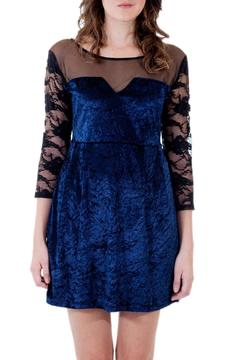 Shoptiques Product: Timeless Deep Blue
