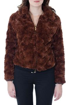 Shoptiques Product: Vegan Fur Bomber