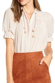 Bishop + Young Sienna Blouse - Front cropped