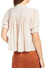 Bishop + Young Sienna Blouse - Front full body