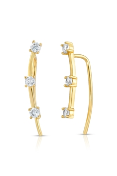 Miranda Frye Sienna Crawler Earrings - Product List Image