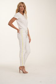 Blue Revival Sienna Tiger w Side Stripe Jean - Product Mini Image