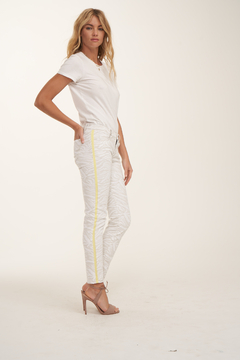 Blue Revival Sienna Tiger w Side Stripe Jean - Product List Image