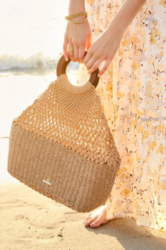 Spartina 449 Sienna Woven Tote - Product List Image