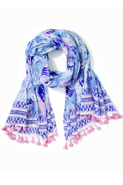 Lilly Pulitzer Sienna Wrap - Front full body