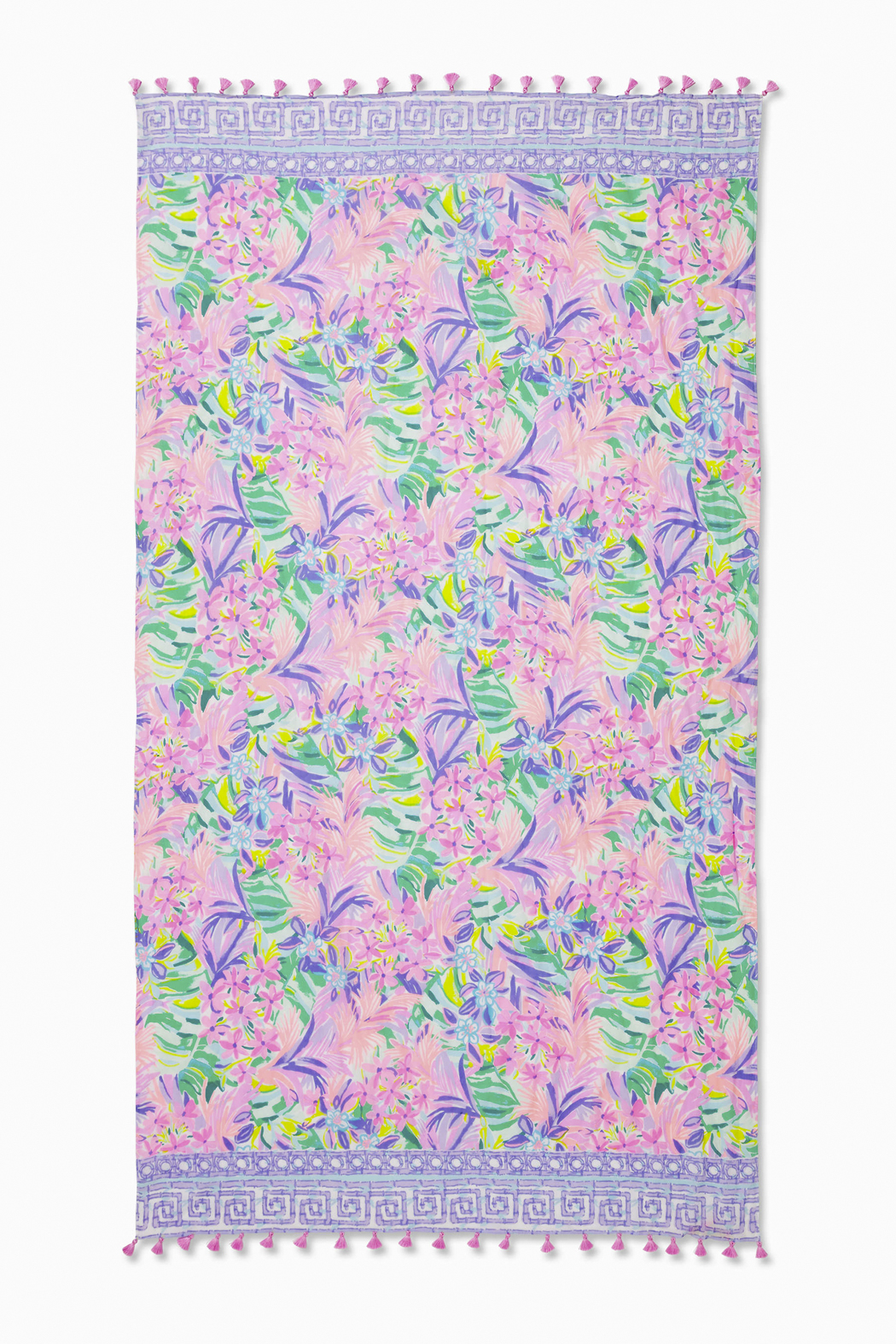 Lilly Pulitzer Sienna Wrap - Front Full Image