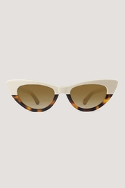 Sienna Alexander London Jackie Split Sunglasses - Product Mini Image