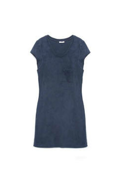 Astars Sierra Vegan Suede Tee Dress - Alternate List Image