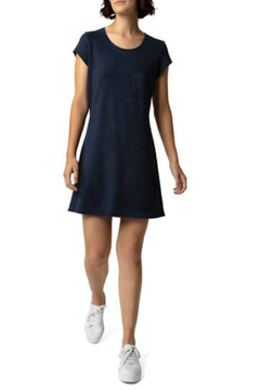 Astars Sierra Vegan Suede Tee Dress - Product List Image