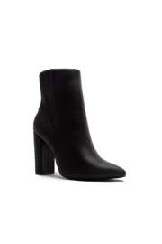 Qupid Signal-162 Bootie - Side cropped