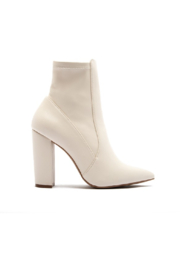 Qupid Signal-99X Bootie - Front full body