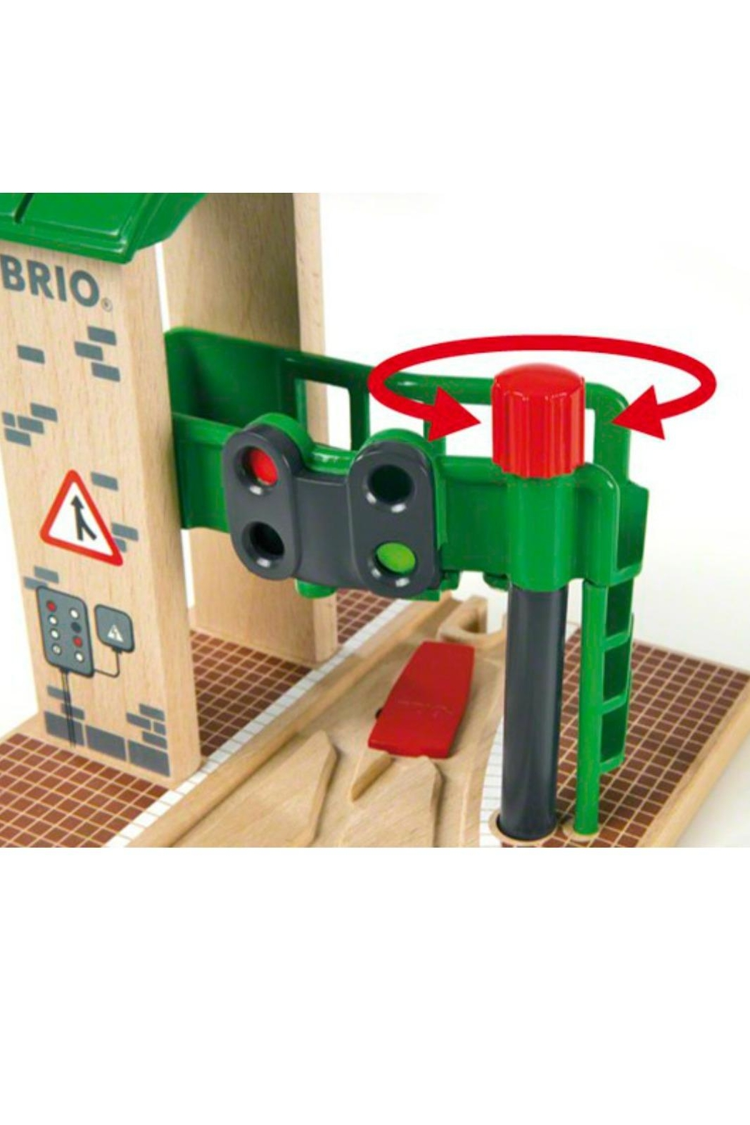 Brio Signal Station - Front Full Image