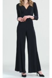 Clara Sunwoo Signature 3/4 Sleeve Jumpsuit - Product Mini Image