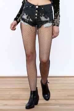 Shoptiques Product: Distressed Shorts
