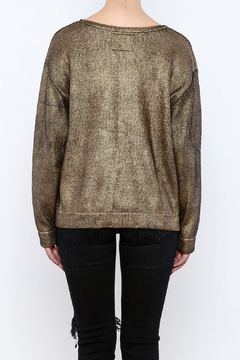 Shoptiques Product: Metallic Sweater