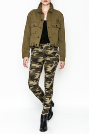 Signature 8 Twill Cropped Jacket - Other