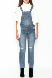 Signature 8 Ripped Overalls - Front full body