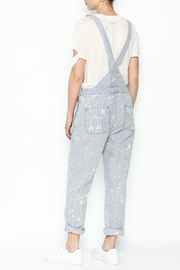 Signature 8 Stripe Overall - Back cropped