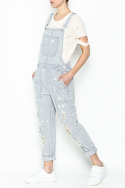 Signature 8 Stripe Overall - Product Mini Image