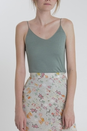 Thread+Onion Signature Knit Tank - Front cropped