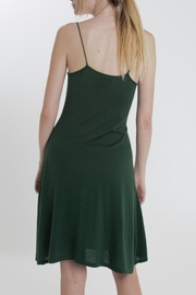 Thread+Onion Signature Tank Dress - Side cropped