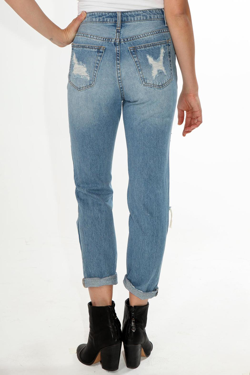 SIGNATURE8 Vintage Destroyed Jeans from Los Angeles by Goldie's ...