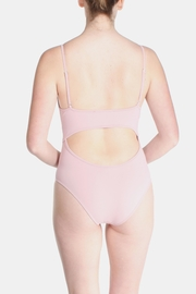 Signature 8 Blush Cross Straps Swimsuit - Side cropped