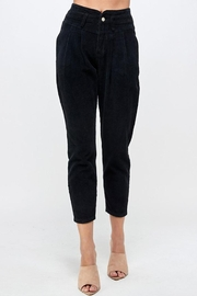 Signature 8 Corduroy Slouchy Pants - Front full body